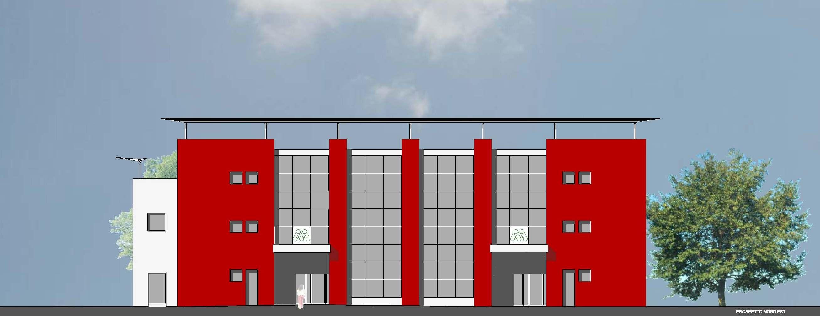 Ristrutturazione capannone con annessa palazzina uffici for Piani di capannone per uffici esterni