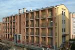 Edificio per abitazioni, via Solferino, Pero (MI)